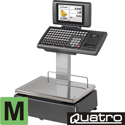Instalación y reparación de equipos de pesaje comercial e industrial